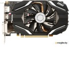 MSI GeForce GTX 1060 6G OC <GTX1060, 6Gb <PCI-E> GDDR5, 192bit, HDCP, DVI, HDMI, 3*DP, Retail>
