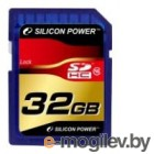 Silicon Power SDHC Card 32GB Class 10