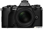 Olympus OM-D E-M5 Mark II Kit 12-50 mm F/3.5-6.3 Silver-Black