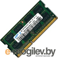 Samsung DDR3-1333 2048 Mb PC-10660 SODIMM