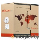 UTP Telecom Ultra Base (TUS44048E-OR) , бухта  305м, Cat.5E, 4 пары, Orange