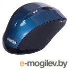 Dialog Katana RF 2.4G Optical MROK-17U BLUE