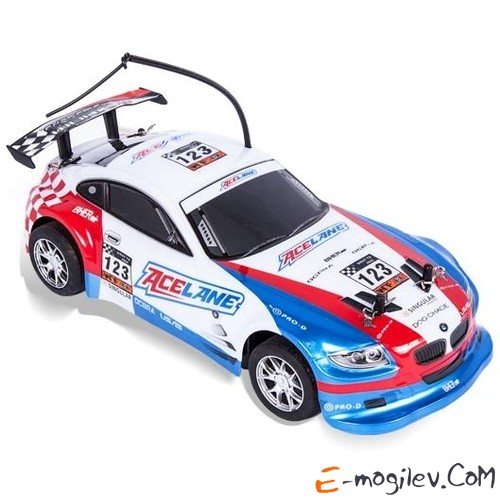 MioshiTech ON-ROAD RALLY RACER
