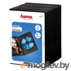 Hama H-51276 Jewel Case ��� DVD black