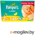 PAMPERS New Baby Mini 2 3-6 кг 148шт
