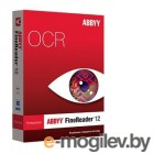 Abbyy FineReader 12 Professional Edition, BOX AF12-1S1B01-102