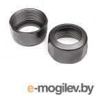 SHOCK CAP 20x12mm (GUNMETAL/2pcs).