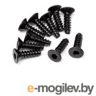 TP. FLAT HEAD SCREW M3x10mm (HEX SOCKET/10pcs).