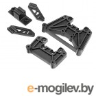 SHOCK TOWER / WING MOUNT SET.