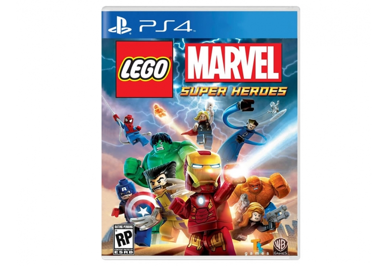 Lego Marvel's Avengers — Википедия