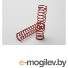 Springs, red (for big bore shocks) (2.5 rate) (2)