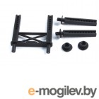 Body mount, rear/ body mount posts, front (2)/ body washer, rear (2) (for Mustang body).