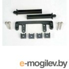Rear body mount base/ rear body mounting posts (2)/rear body mounting clamps (4)/ screws.