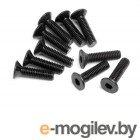 Крепеж. FLAT HEAD SCREW M3x12mm (HEX SOCKET/10pcs).