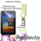 LuxCase для Samsung Galaxy Tab 7.0 Plus Антибликовая