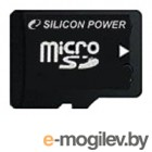 Silicon Power micro-SD Card 2GB SP002GBSDT000V10-SP