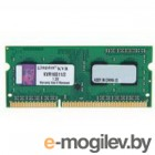 Kingston DDR3-1600 2GB PC-12800 KVR16S11S6/2 SODIMM