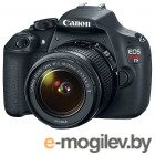 Canon EOS 1200D black 18Mpix 18-55 IS 3 720p SD Набор с объективомLi-Ion