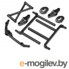 ��������� � ������ ������. BODY MOUNT SET (FRONT/REAR) Baja 5T.