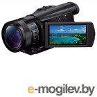 Sony `HDR-CX900EB black 1CMOS 12x IS opt 3.5 1080p 0 SDHC Flash WiFi Wi-Fi/NFC
