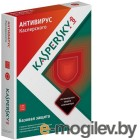 Kaspersky Anti-Virus 2015 Russian Edition. 2-Desktop 1 year Base Box (KL1161RBBFS)