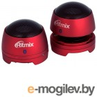 RITMIX SP-2013BT red