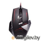 SVEN GX-990 Gaming / USB / WIRED/ OPTICAL Black