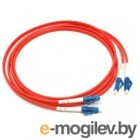 Patch cord  ��, LC-LC,  Duplex,  MM  50/125 2�