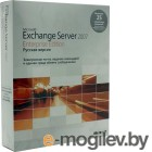 Microsoft Exchange Server 2007 Enterprise  x64  rus  25clients  BOX
