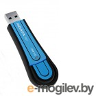 ADATA S107 (AS107-128G-RBL), 128Gb USB3.0, Blue