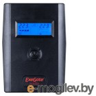 Exegate Power  Smart ULB-600 LCD 600VA Black