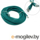 Patch Cord UTP кат.5e 10м Green