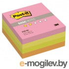 3M 2028-BN Post-it Basic неон 76х76мм 400л (7100041019)