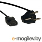 Кабель Tripplite (P054-006) AC Power Cord, SCHUKO CEE7/7 to C13, 250V, 10A - 6 ft.