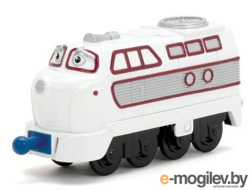 Chuggington Die-Cast Паровозик Чезворт металл (от 3 лет)