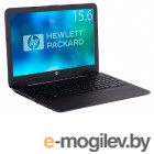 Ноутбук HP 15-ac101ur <P0G02EA> Celeron N3050 (1.6)/2G/500G/15.6HD/Int:Intel HD/NO ODD/DOS (Black)