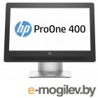 HP ProOne 400 G2 20 Full HD P G4400T (2.9)/4Gb/500Gb 7.2k/HDG/DVDRW/Windows 10 Single Language 64/GbitEth/WiFi/клавиатура/мышь/синий 1920x1080 (T4R55EA)