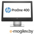 Моноблок HP ProOne 400 G2 20 Full HD i3 6100T (2.9)/4Gb/500Gb 7.2k/HDG/DVDRW/Windows 10 Single Language 64/GbitEth/WiFi/клавиатура/мышь/синий 1920x1080