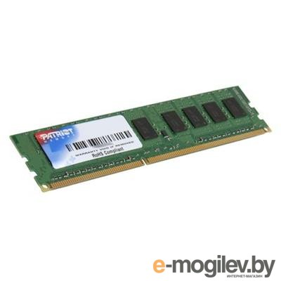 Patriot DDR3-1333 1024Mb PC-10660