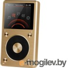 FIIO X5 II, 2 microSD до 128GB, Gold Limited Edition