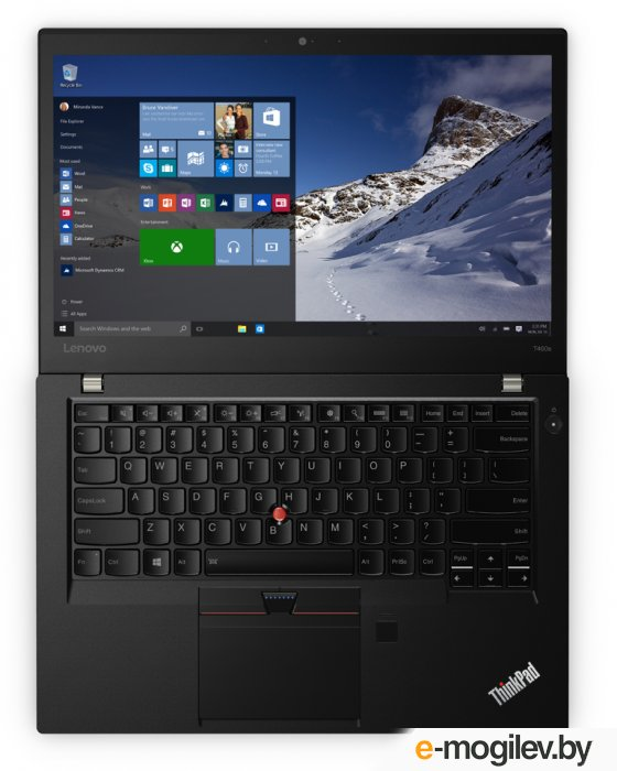 Lenovo T460s (20F90042RT) 8G 256 W10D 14.0FHD NoTouch CORE_I5_6200U Intel HD Graphics 520 8
