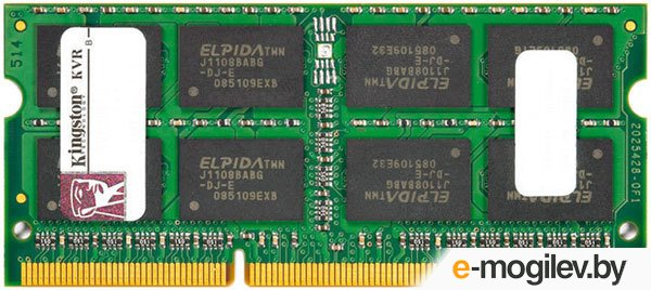 Kingston DDR3-1333 2Gb PC-10660 KVR1333D3S9/2G SODIMM