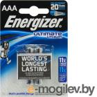 Energizer L92-2 (LR03) Ultimate Lithium, Size AAA, 1.5V, Li-Fe (уп. 2шт)