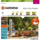 Gardena Комплект микрокапельного полива базовый с таймером (13002-20.000.00)