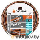 Шланг поливочный Gardena HighFlex 18083-20