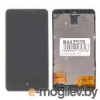 дисплей в сборе с тачскрином для Nokia X Dual Sim