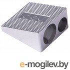 Точилка для карандашей ручная Deli E39762 mini 2 отверстия алюминий