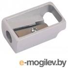 Точилка для карандашей ручная Deli E0595 1 отверстие цинковый сплав