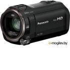 Цифровая видеокамера Видеокамера Panasonic HC-V760 черный