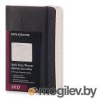 Moleskine CLASSIC DAILY POCKET SOFT 90x140мм 400стр. мягкая обложка черный